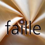 faille